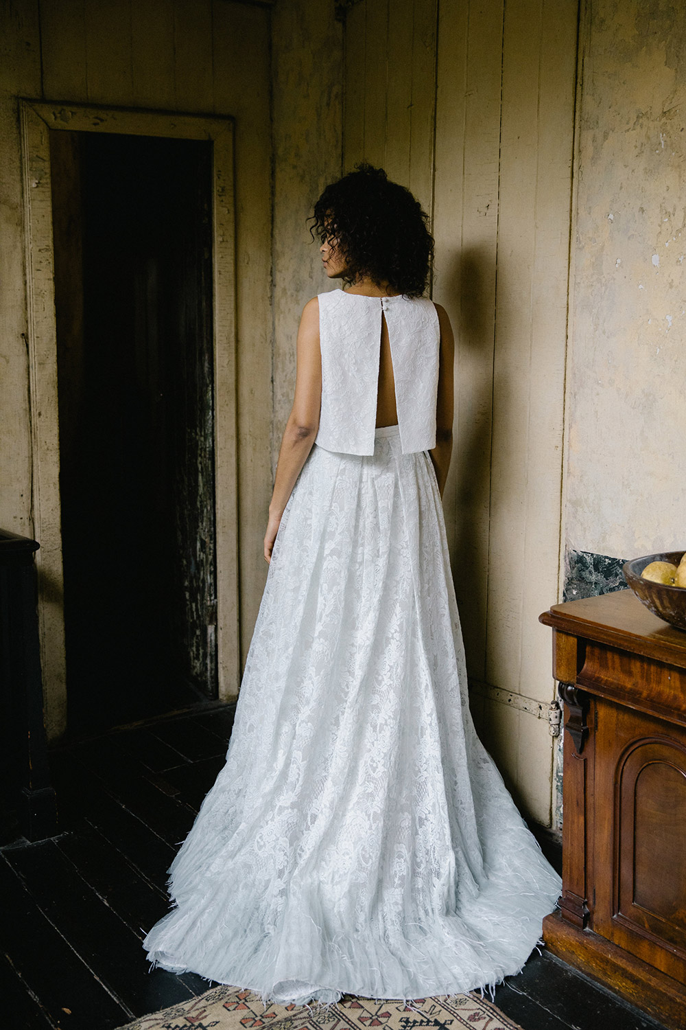 Alexandra Grecco Fall 2017 Collection. www.theweddingnotebook.com