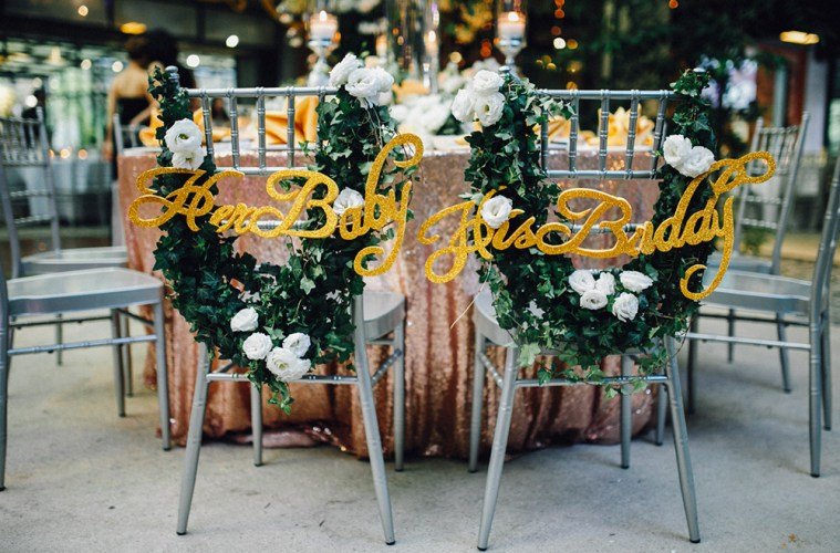 Photo by Plan A Production. www.theweddingnotebook.com