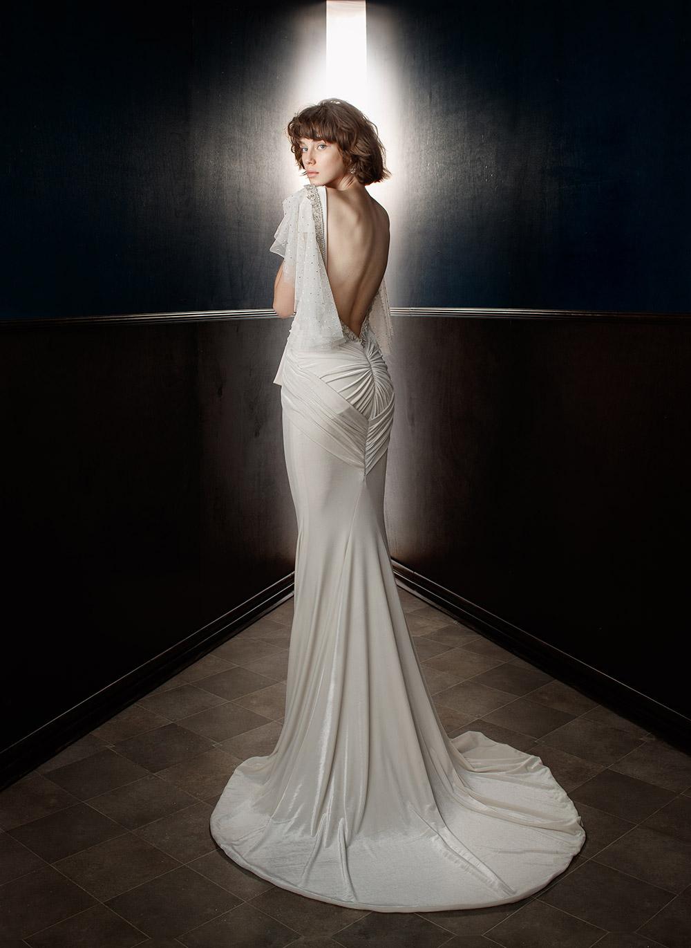 Velvet - Galia Lahav Spring 2018 Bridal Collection. www.theweddingnotebook.com