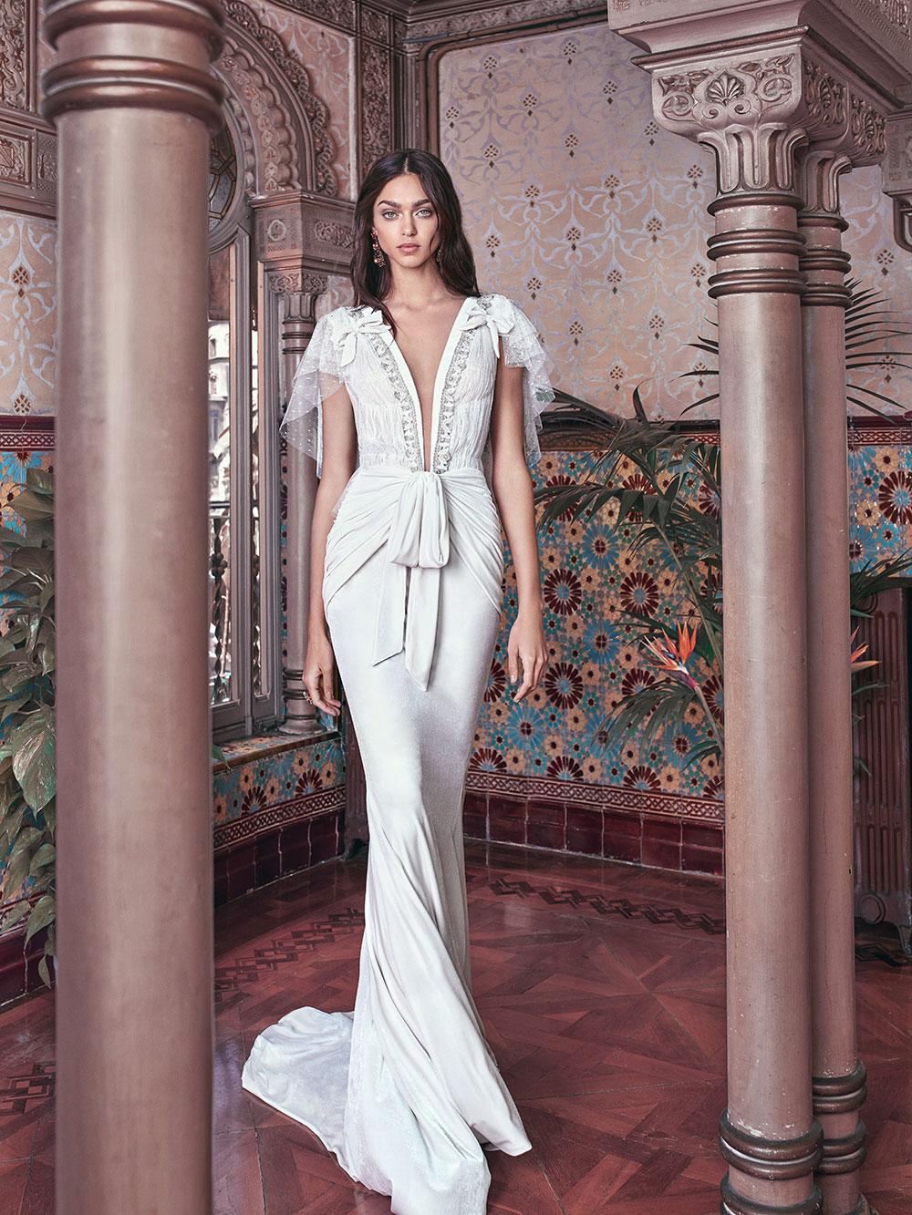 Velvet - Galia Lahav Spring 2018 Collection. www.theweddingnotebook.com