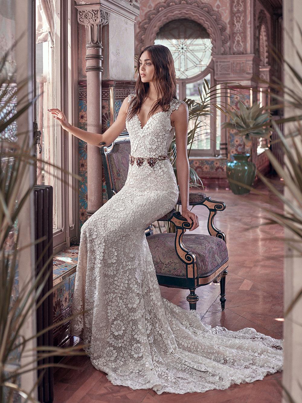 Rayne - Galia Lahav Spring 2018 Collection. www.theweddingnotebook.com