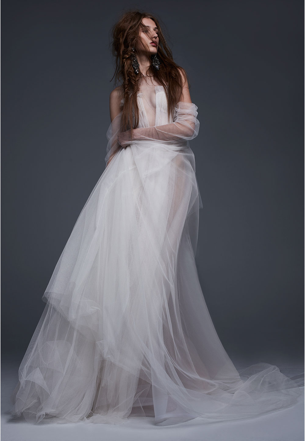 Felisa - Vera Wang Fall 2017 Bridal Collection. www.theweddingnotebook.com