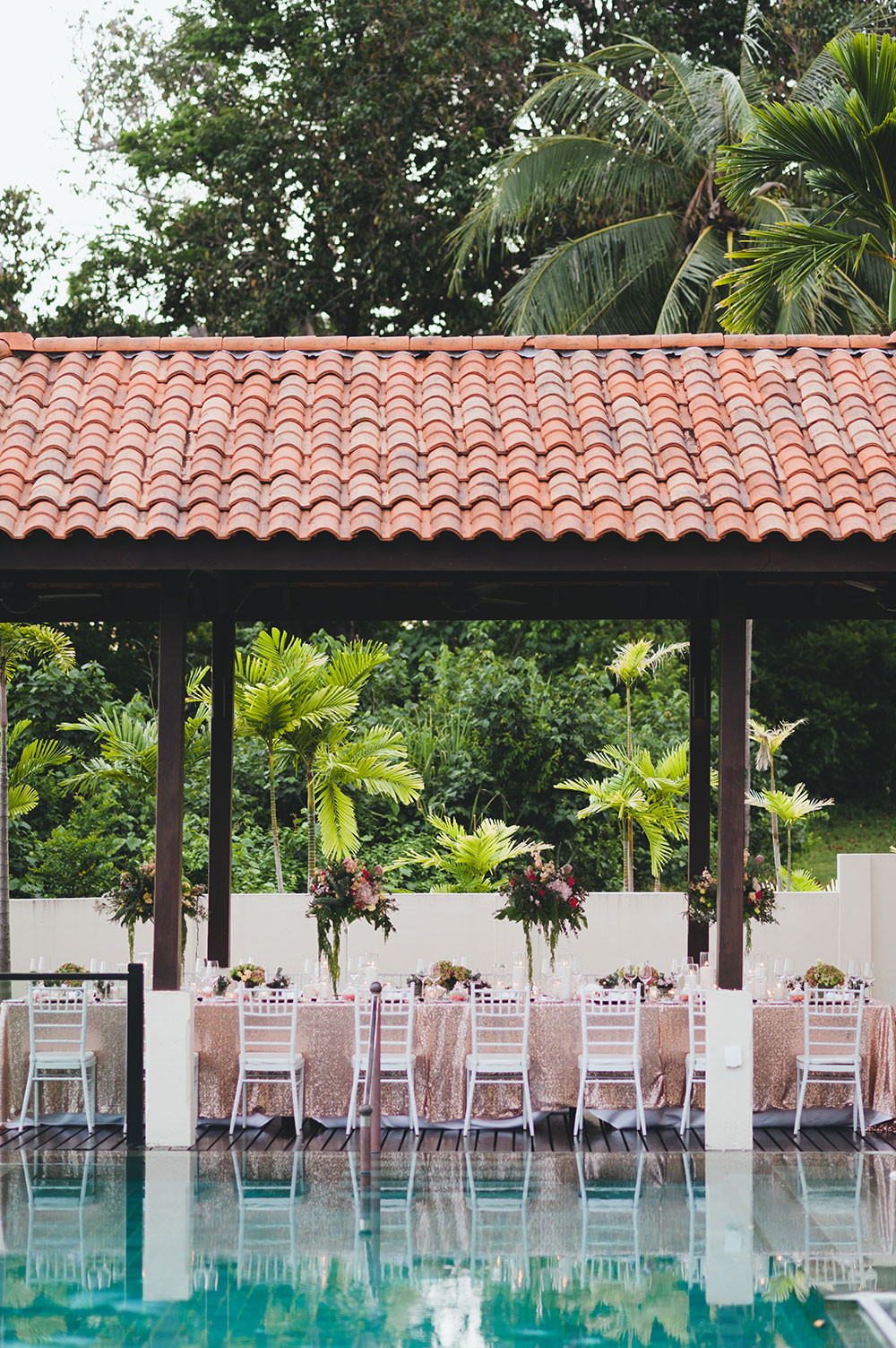 Wedding at Westin Resort and Spa Langkawi. Photography by Inlight Photos. www.theweddingnotebook.com