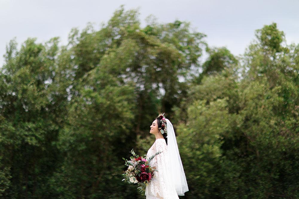 Photo by Axioo. ttp://www.theweddingnotebook.com