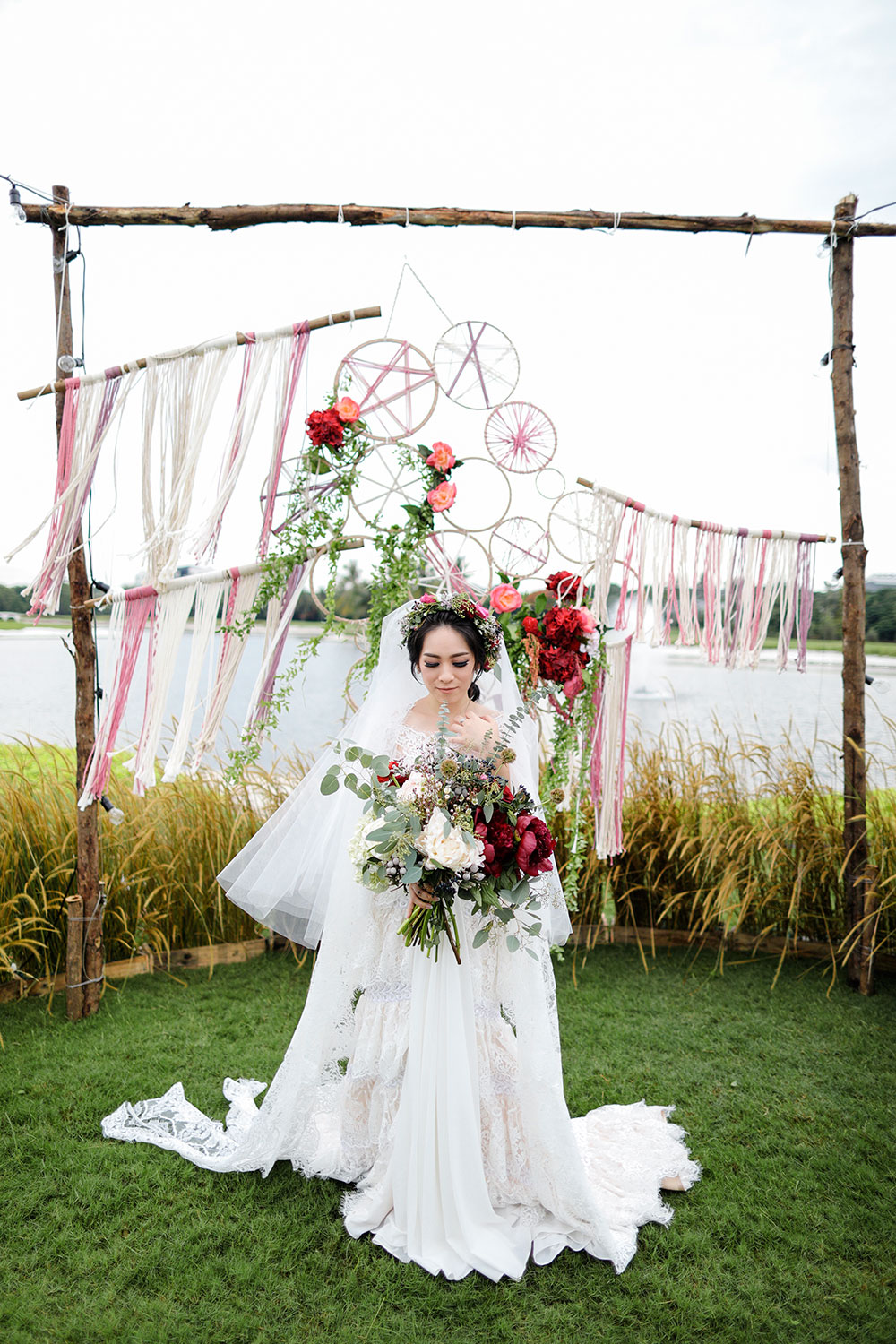 Photo by Axioo. ttp://www.theweddingnotebook.com