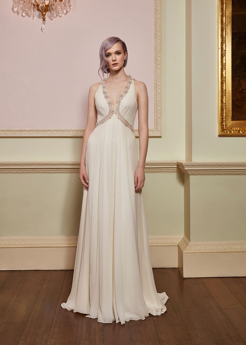 Precious - Jenny Packham 2018 Bridal Collection. www.theweddingnotebook.com