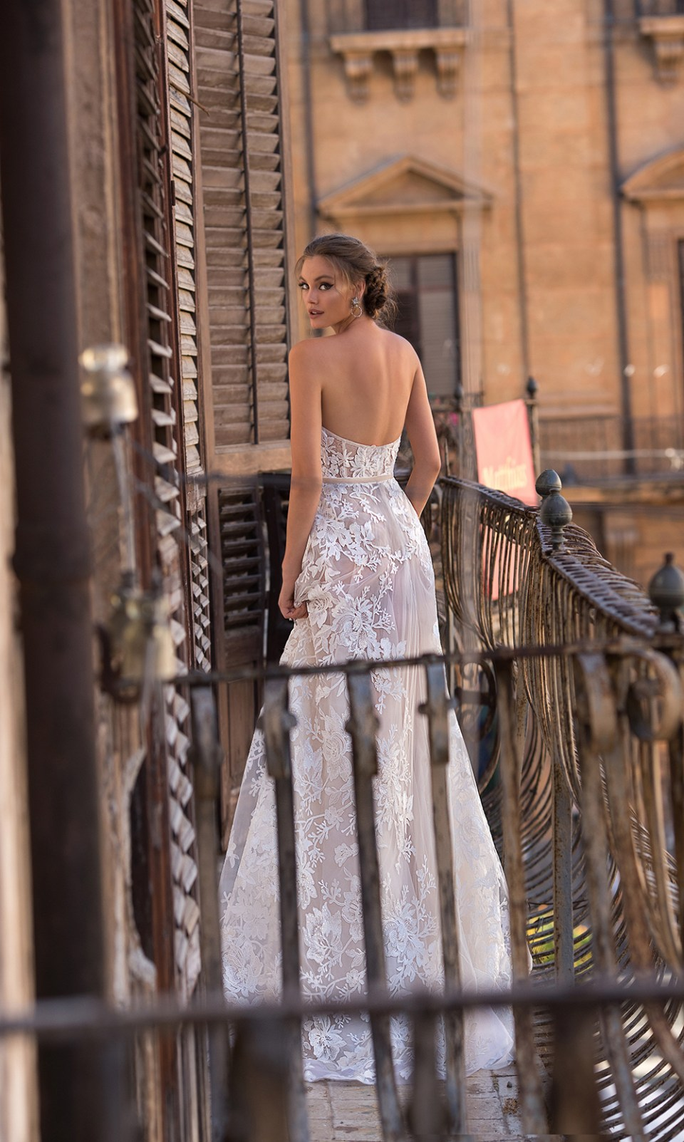 Muse by Berta 2018 Collection. www.theweddingnotebook.com