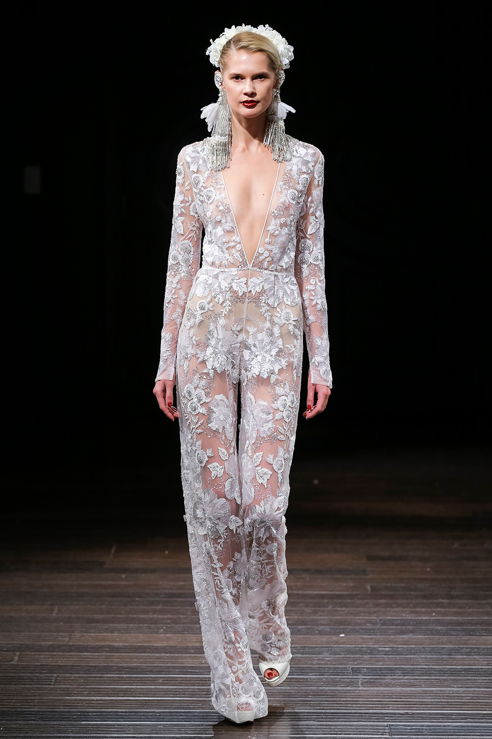 BROADWAY - Naeem Khan 2018 Bridal Collection. www.theweddingnotebook.com