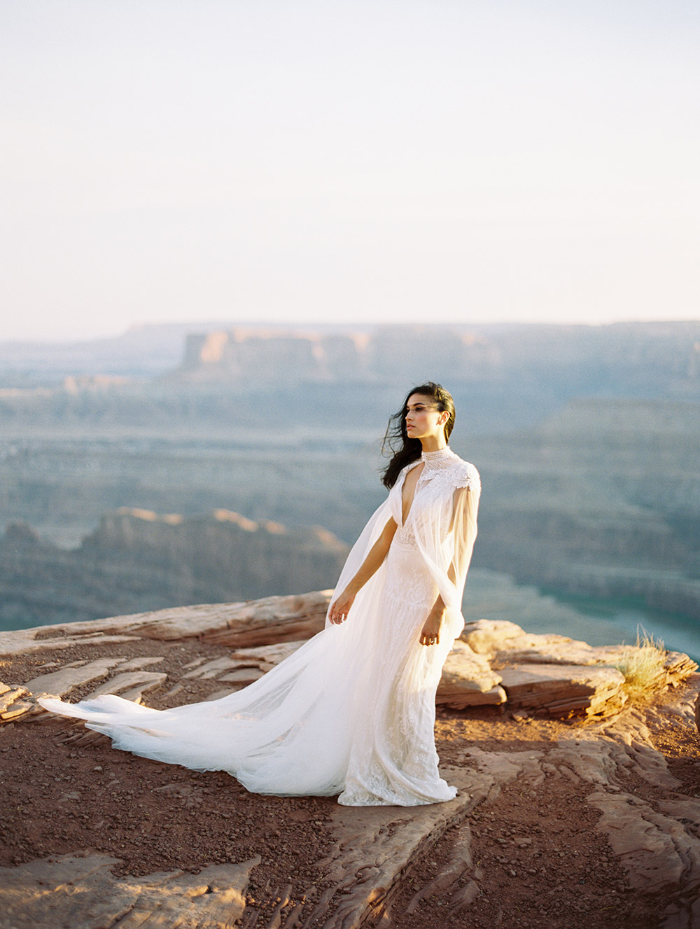 Celeste - Wilderly Bride by Allure Bridals Spring 2018 Collection. www.theweddingnotebook.com