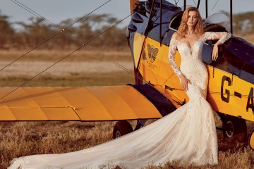 Pronovias 2018 Bridal Collection. www.theweddingnotebook.com