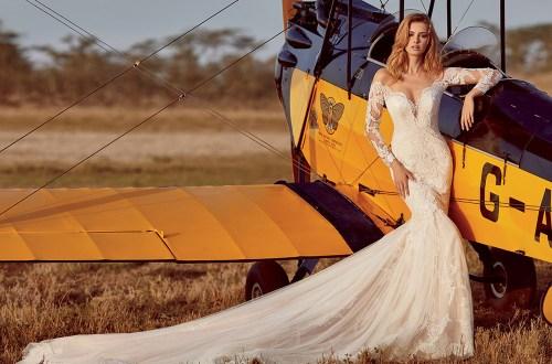 Pronovias 2018 Bridal Collection. www.theweddingnotebook.com