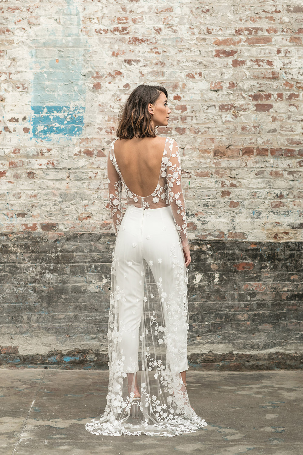 Patsy - Rime Arodaky 2018 Civil Collection. www.theweddingnotebook.com