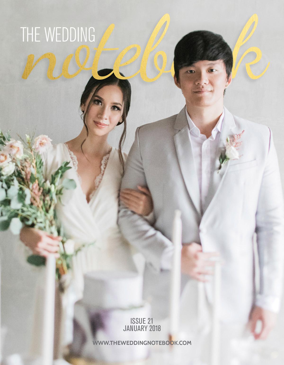 The Wedding Notebook Magazine January 2018 – Issue 21 - The Wedding ...