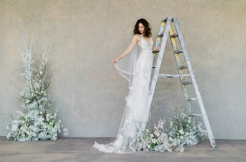 Gypsy Moon – Claire Pettibone Spring 2019 Bridal Collection. www.theweddingnotebook.com