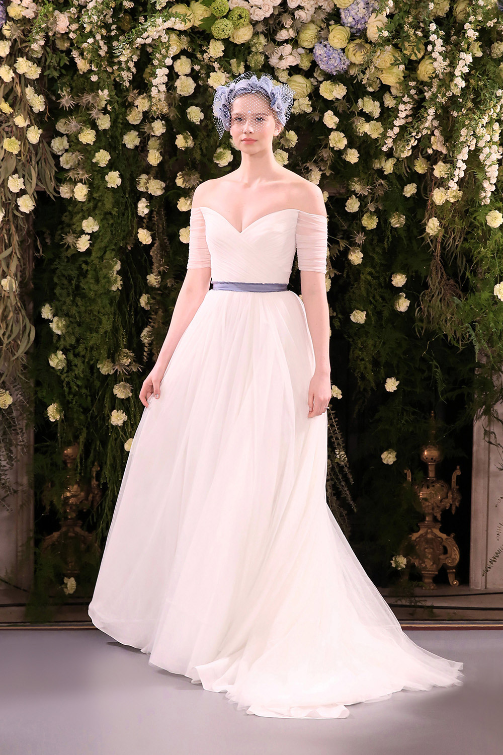 Thistle – Jenny Packham 2019 Bridal Collection. www.theweddingnotebook.com