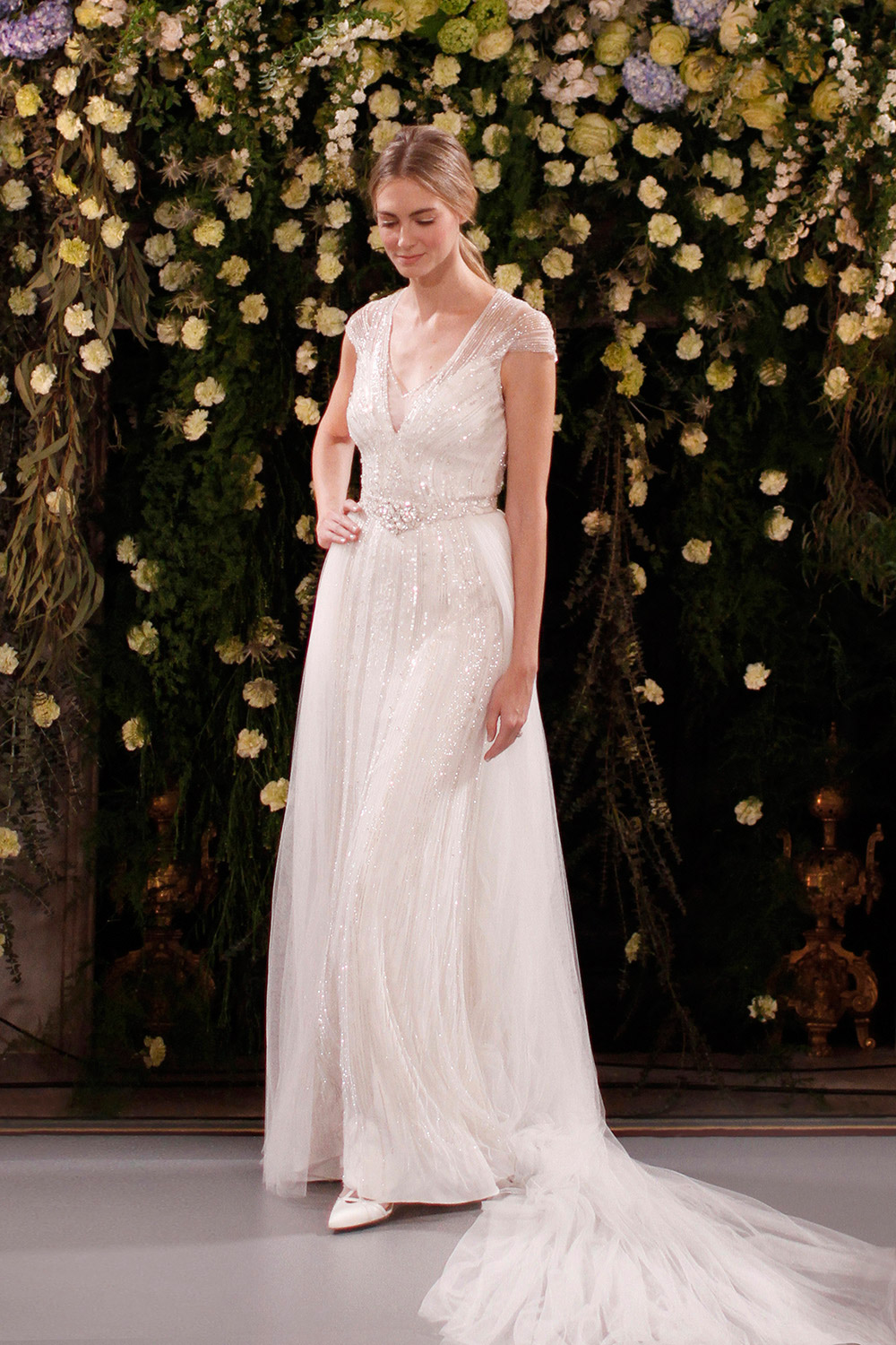 Amber and Ally – Jenny Packham 2019 Bridal Collection. www.theweddingnotebook.com