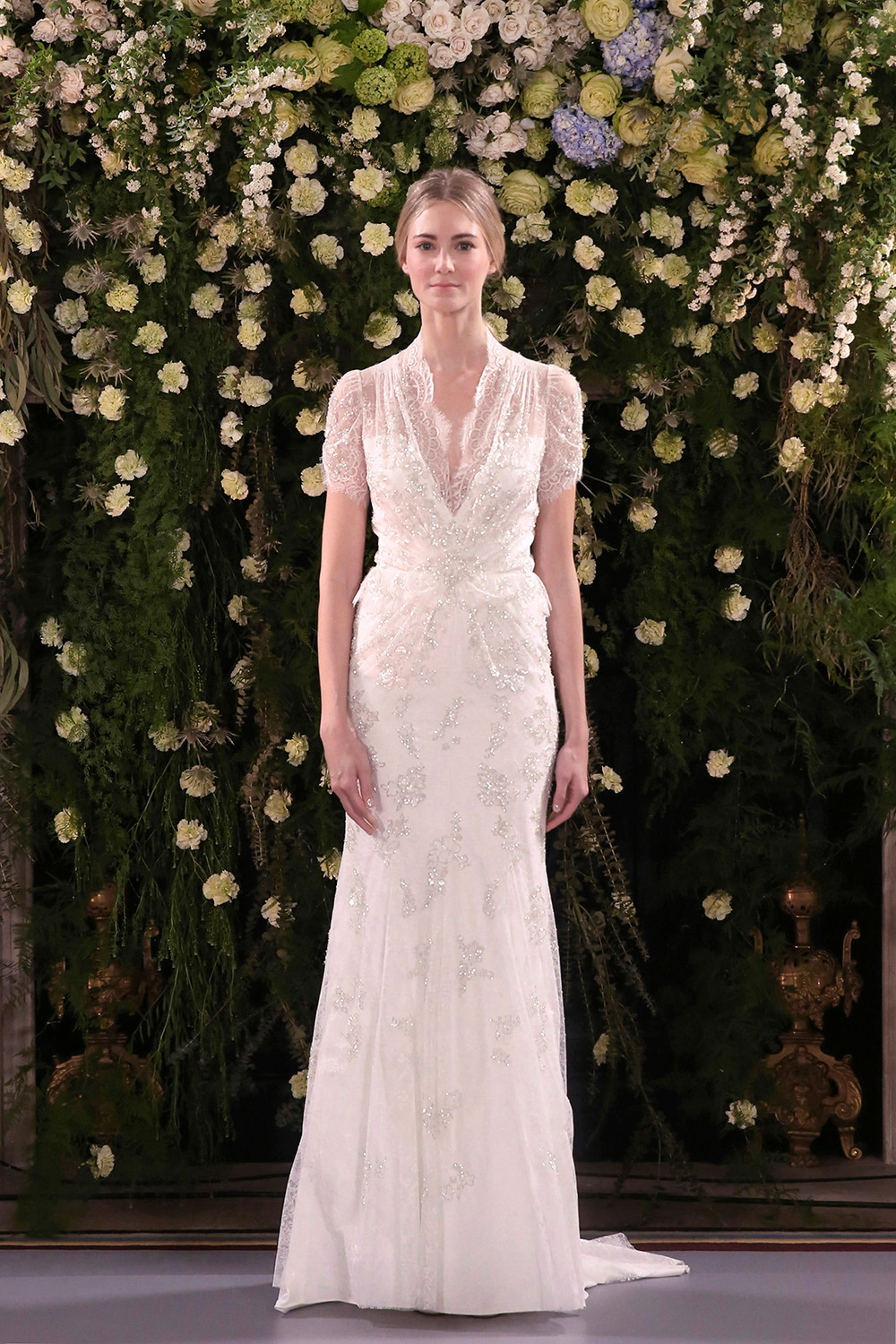 Dahlia – Jenny Packham 2019 Bridal Collection. www.theweddingnotebook.com