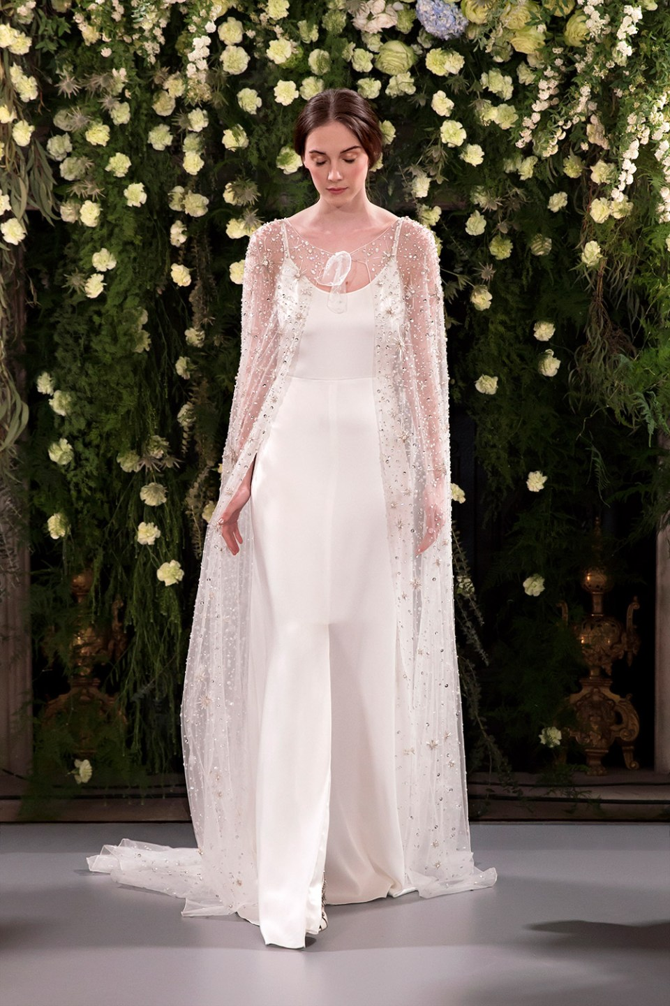 Acadia and Crystal – Jenny Packham 2019 Bridal Collection. www.theweddingnotebook.com