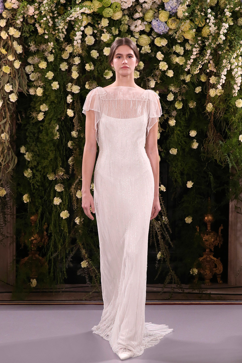 Violet – Jenny Packham 2019 Bridal Collection. www.theweddingnotebook.com