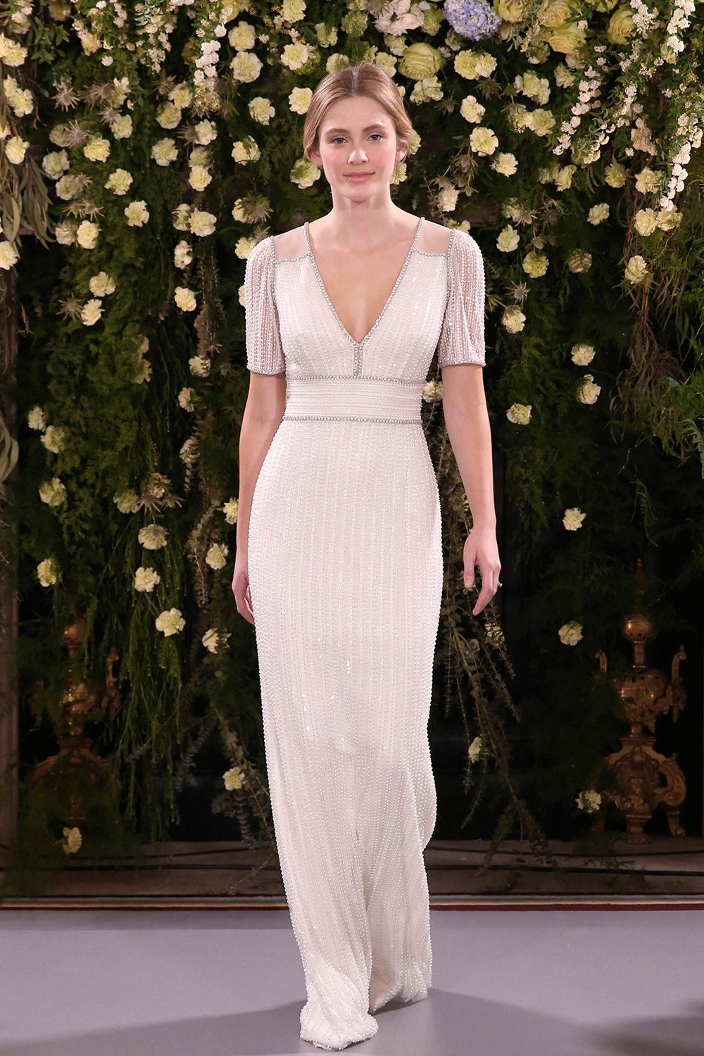 Whisper – Jenny Packham 2019 Bridal Collection. www.theweddingnotebook.com