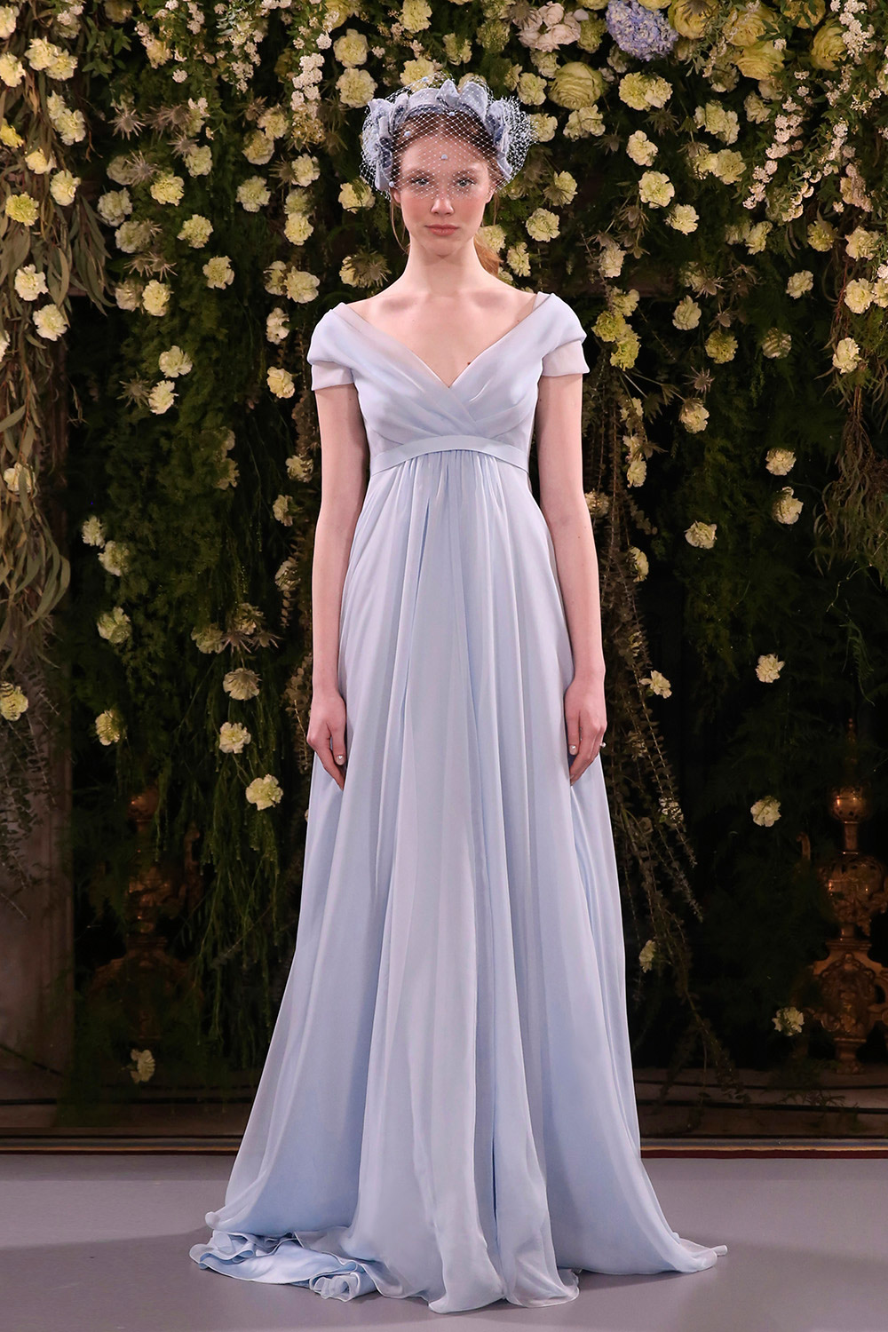 Sweet Pea – Jenny Packham 2019 Bridal Collection. www.theweddingnotebook.com