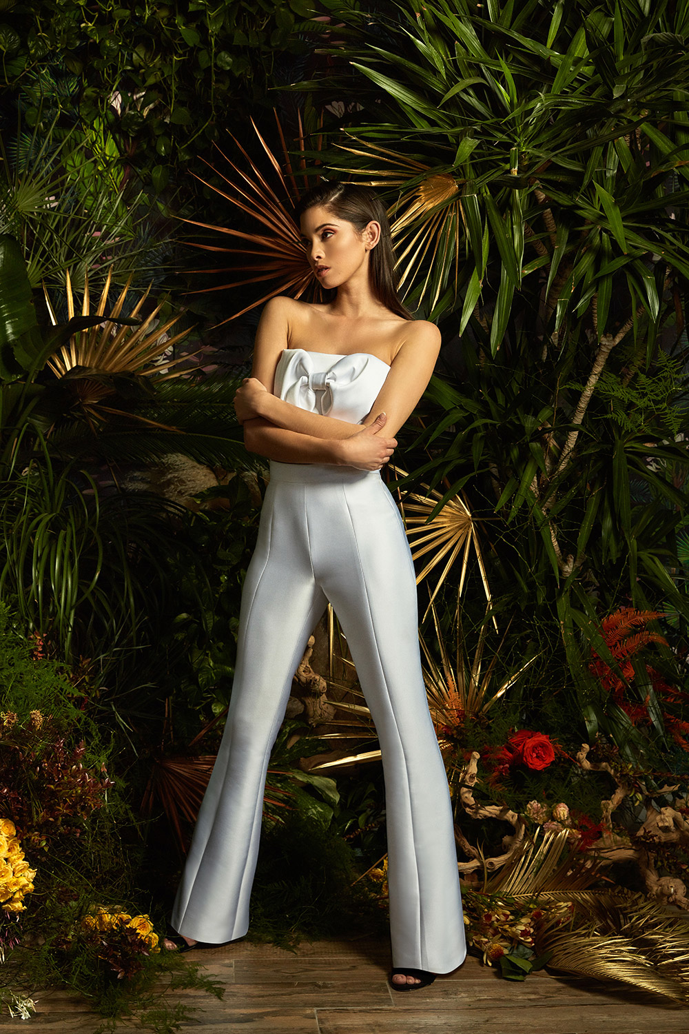 Monica Kara - Lakum Spring 2019 Collection. www.theweddingnotebook.com
