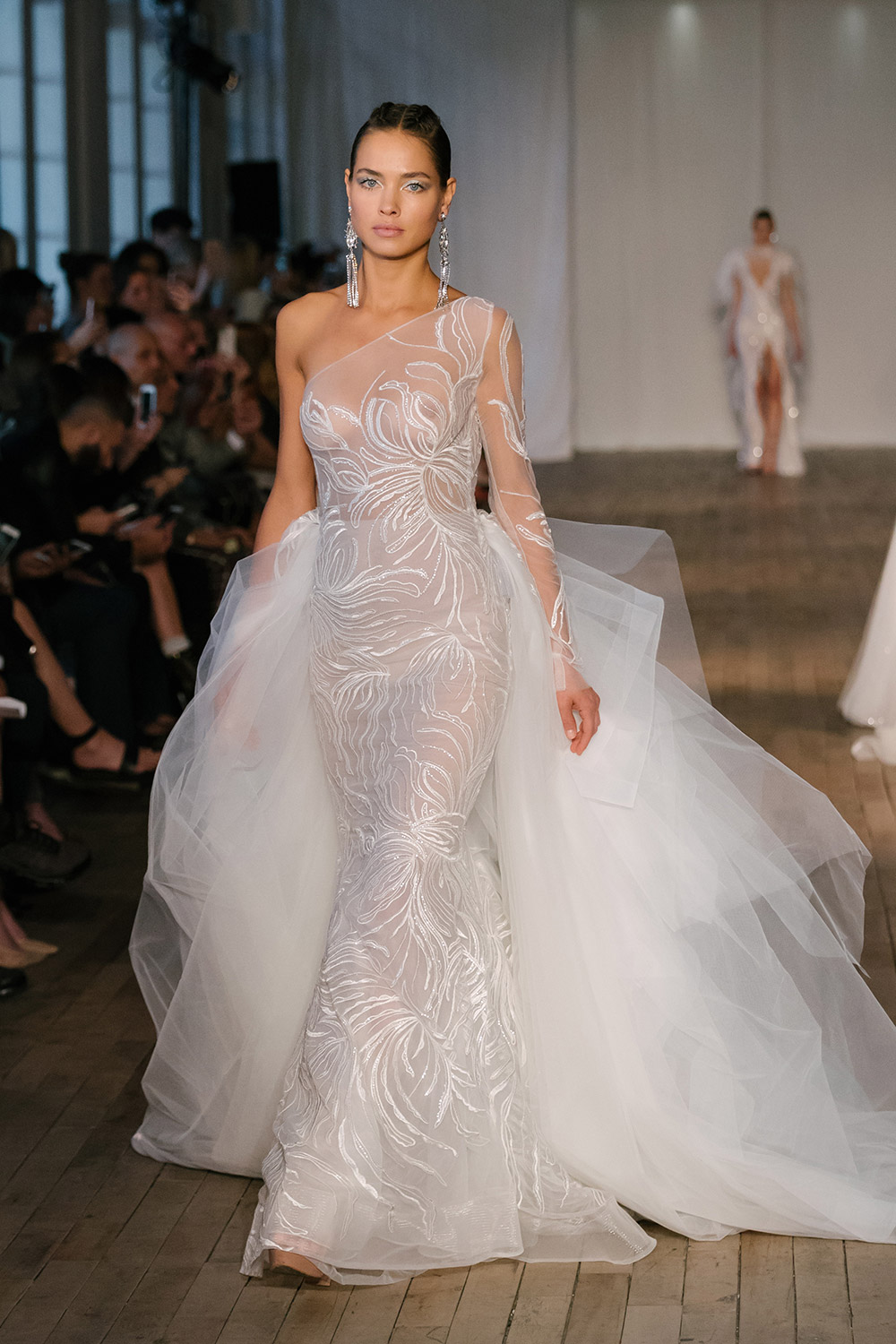 BERTA Bridal Spring 2019 Collection - The Wedding Notebook magazine