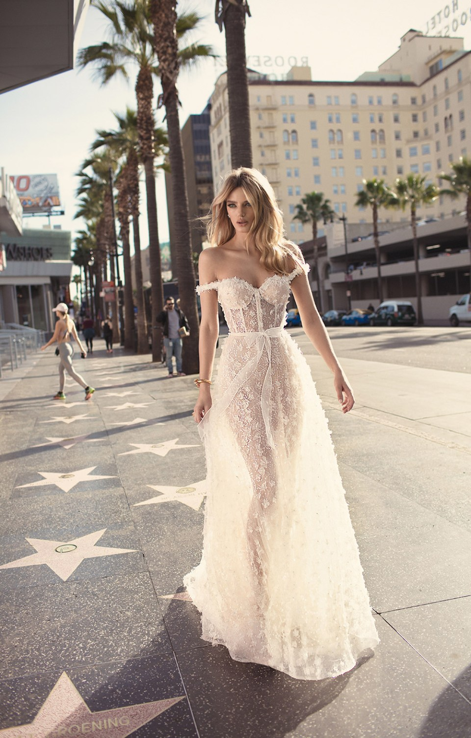MUSE by Berta Spring 2019 Collection. www.theweddingnotebook.com