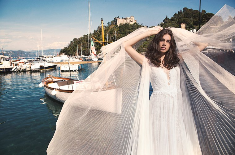 Gemy Maalouf 2018 Bridal Collection. www.theweddingnotebook.com