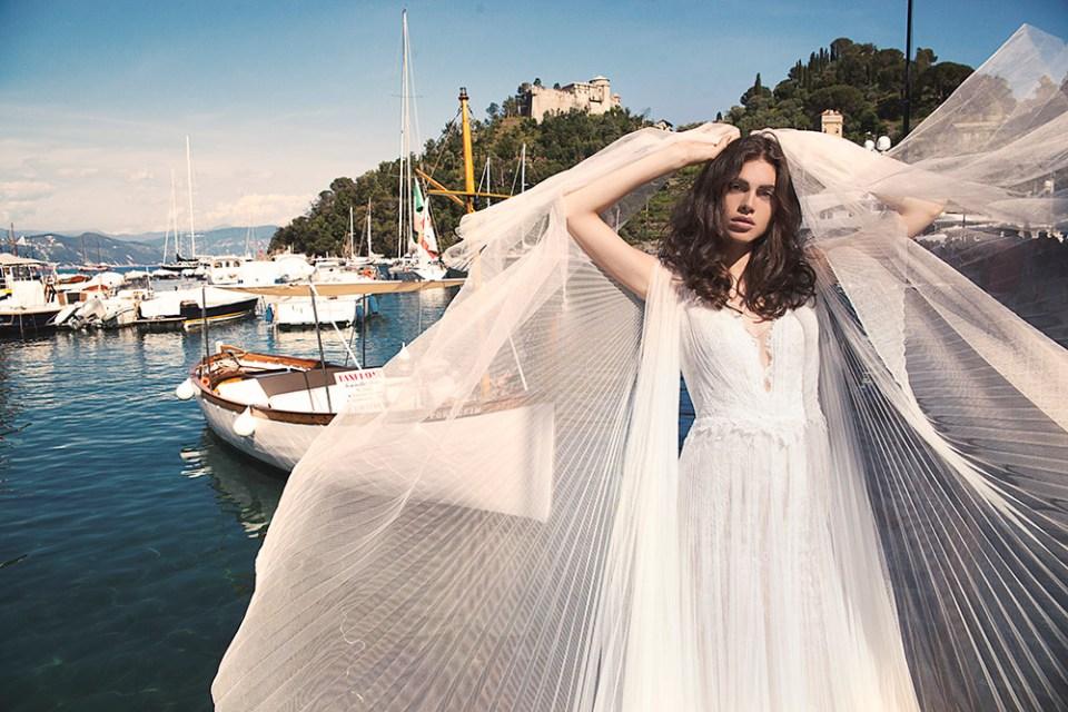 Gemy Maalouf 2018 Bridal Collection. www.theweddingnotebook.com