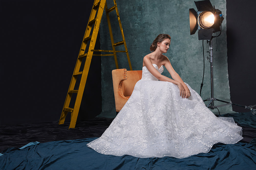 Penelope - Sareh Nouri Fall 2019 Bridal Collection. www.theweddingnotebook.com