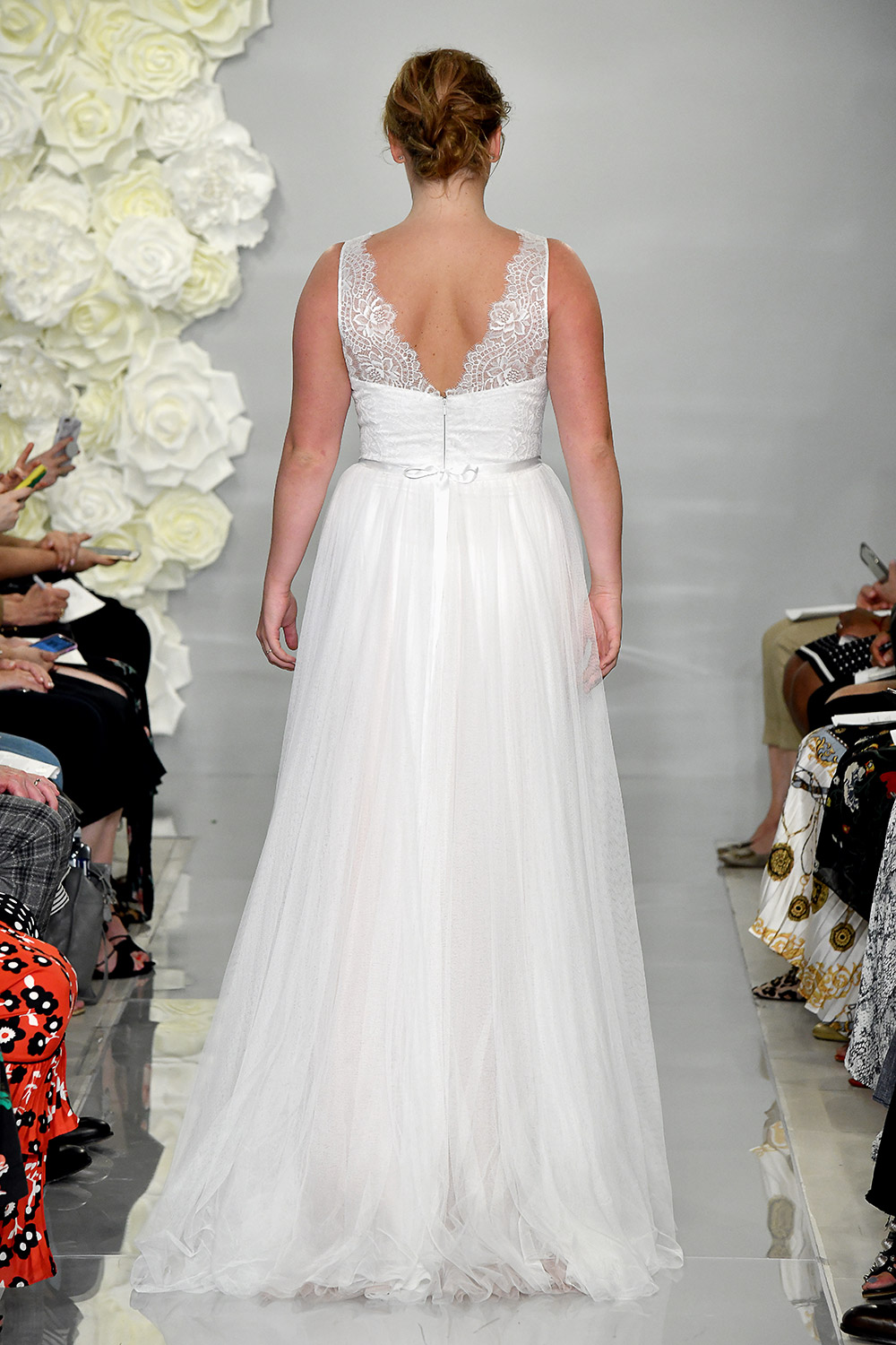 Elise - Theia Fall 2019 Bridal Collection. www.theweddingnotebook.com