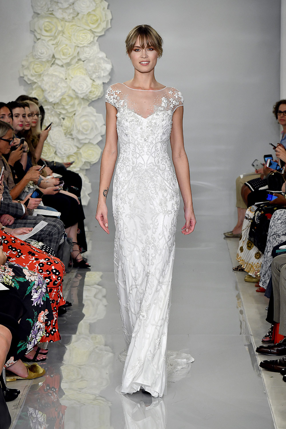 Marigold - Theia Fall 2019 Bridal Collection. www.theweddingnotebook.com