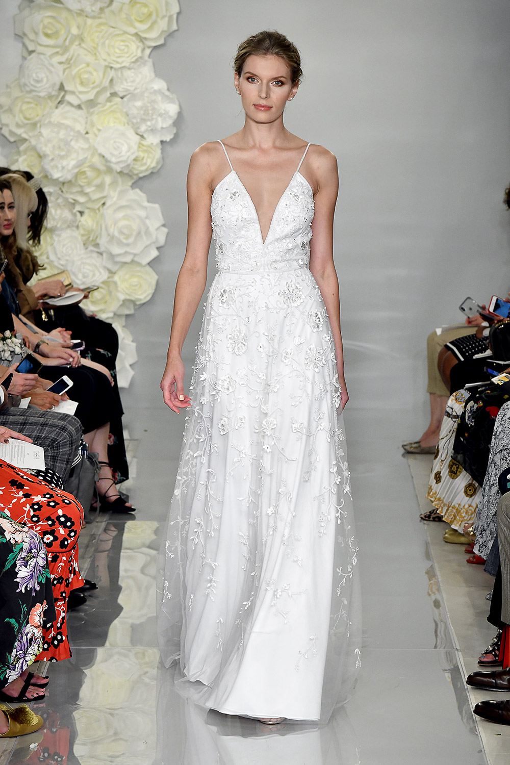 Myrtle - Theia Fall 2019 Bridal Collection. www.theweddingnotebook.com