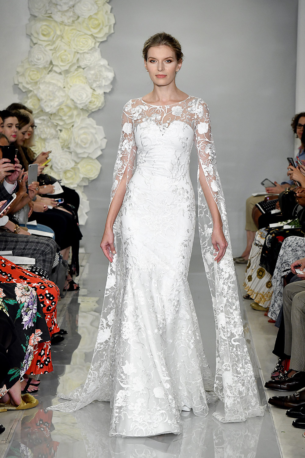 Chloris - Theia Fall 2019 Bridal Collection. www.theweddingnotebook.com