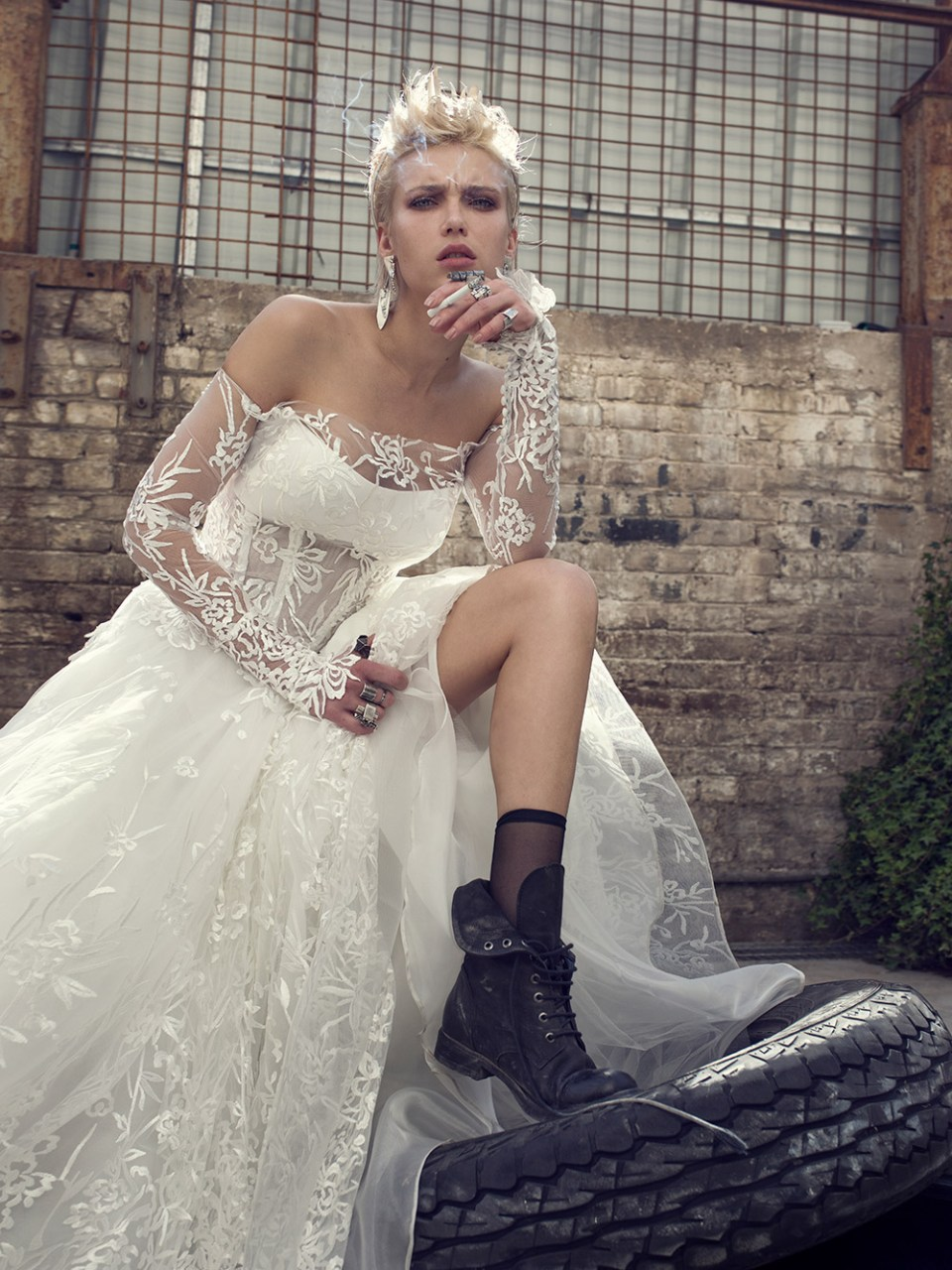 Love by Pnina Tornai 2019 Bridal Collection. www.theweddingnotebook.com