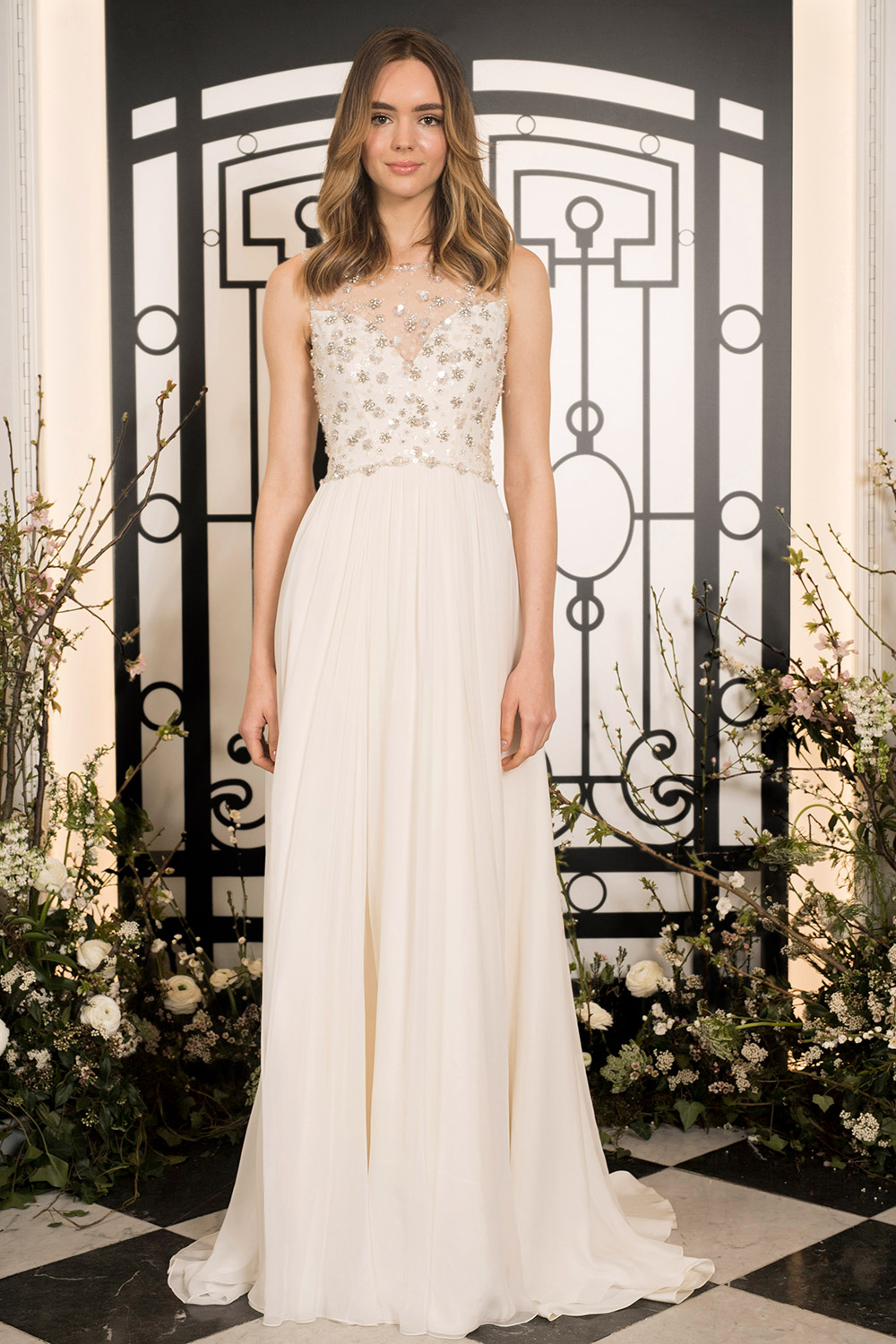 Seine - Jenny Packham 2020 Bridal Collection. www.theweddingnotebook.com