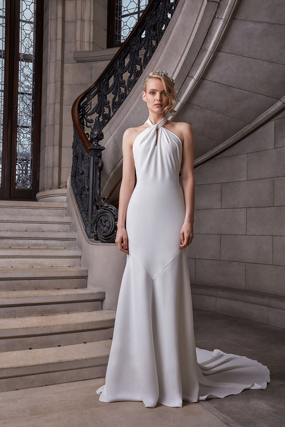 Astrid - Sareh Nouri Spring 2020 Collection. www.theweddingnotebook.com