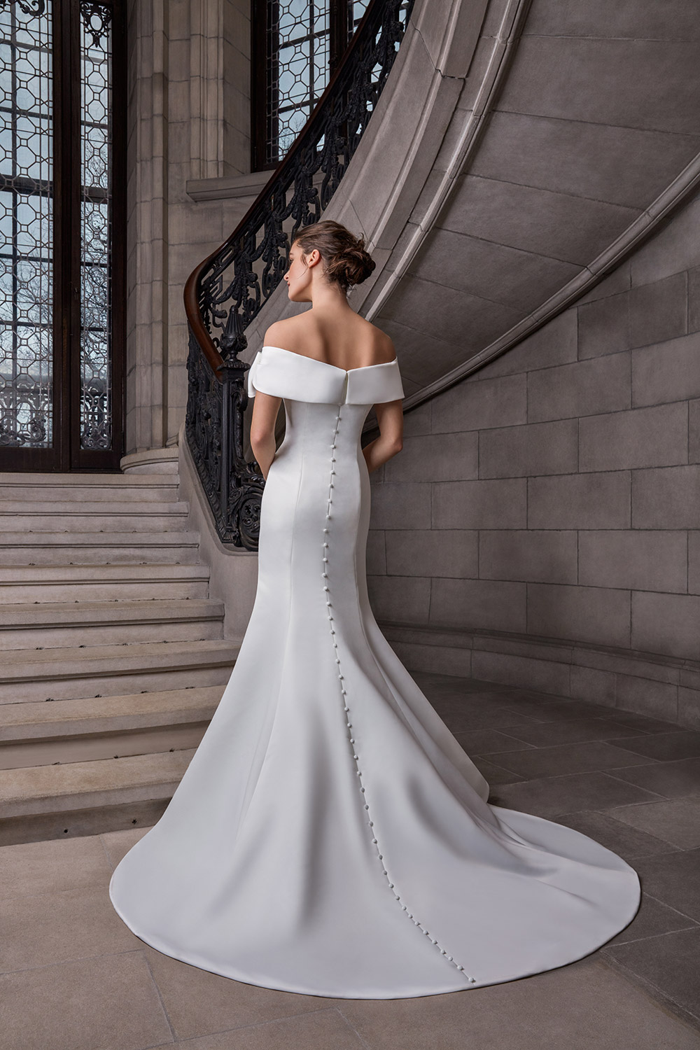 Charlene - Sareh Nouri Spring 2020 Collection. www.theweddingnotebook.com
