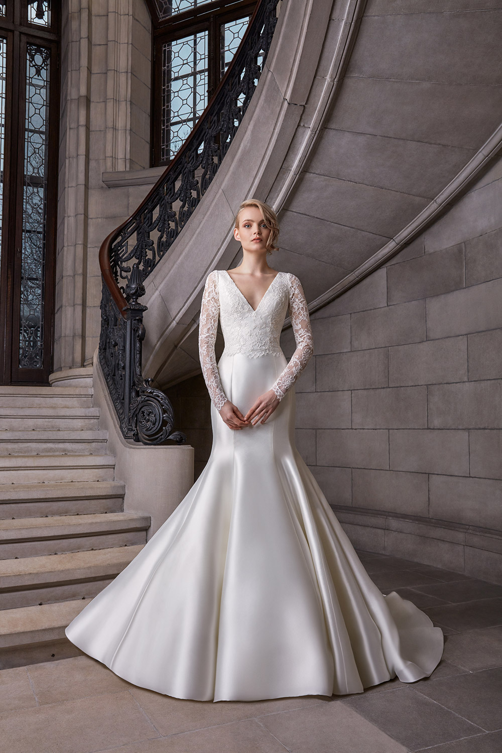 Letizia - Sareh Nouri Spring 2020 Collection. www.theweddingnotebook.com