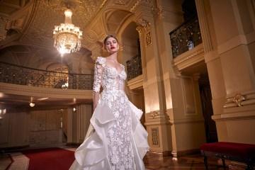 Lindsay - Galia Lahav Couture Spring 2020 Collection. www.theweddingnotebook.com