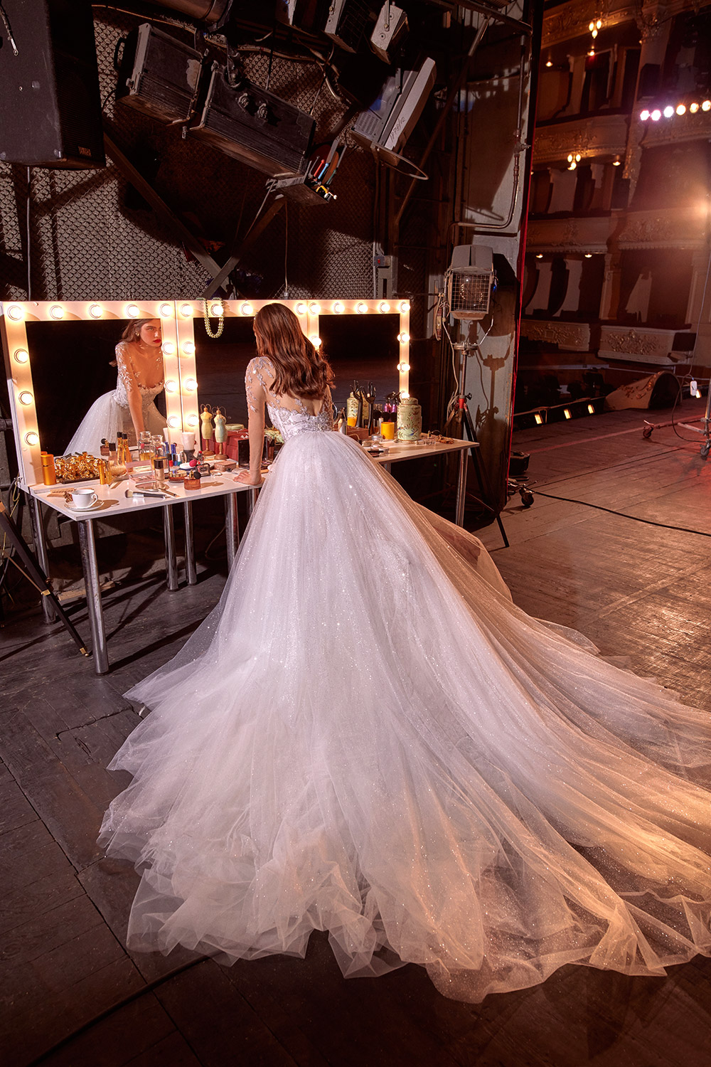 Brenna - Galia Lahav Couture Spring 2020 Collection. www.theweddingnotebook.com