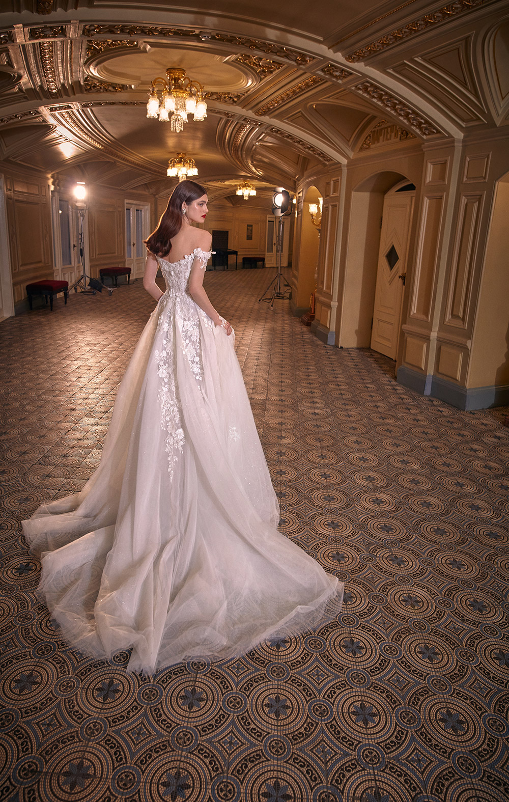 Lynn - Galia Lahav Couture Spring 2020 Collection. www.theweddingnotebook.com