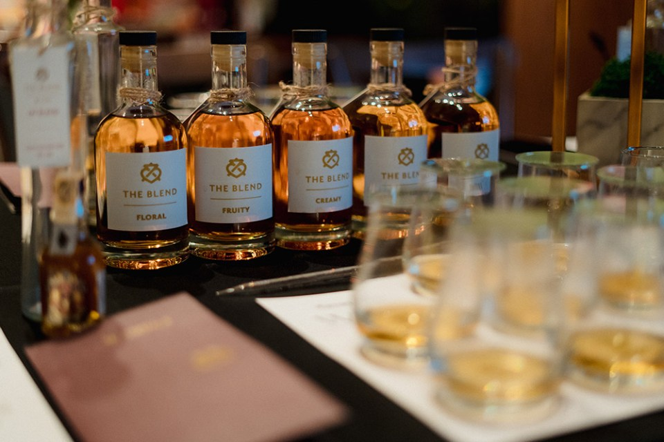 The Blend by Chivas at WAF2019