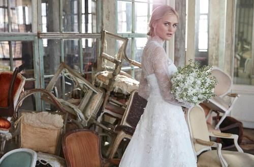 Halette - Sareh Nouri Fall 2020 Bridal Collection. www.theweddingnotebook.com