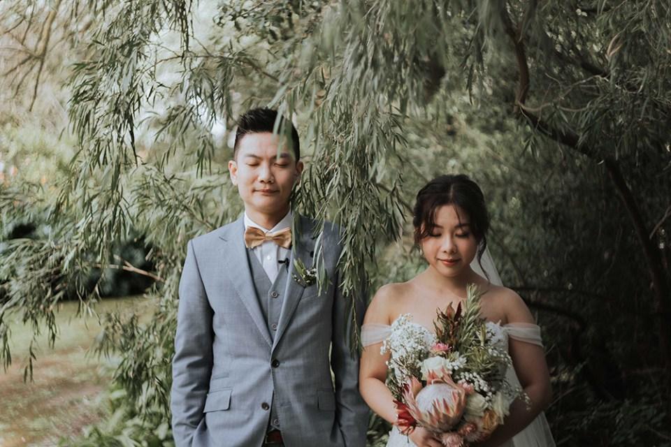Photo by Anson Photography. www.theweddingnotebook.com