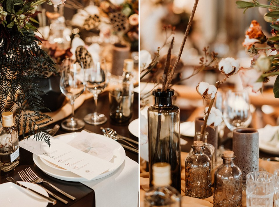 Wedding at The RuMa Hotel and Residences. Peter Herman Photography. www.theweddingnotebook.com
