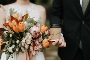 Coffee vendor for wedding and event in Malaysia. www.theweddingnotebook.com