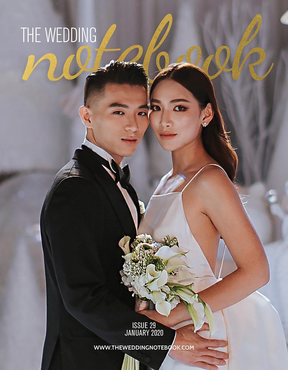 The Wedding Notebook magazine issue 29