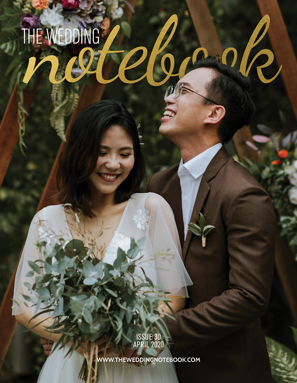 The Wedding Notebook online magazine